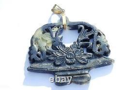14kt Gold Coral Asian Jade Amber Pool Of Light Necklaces Bracelet Gold Beads Lot